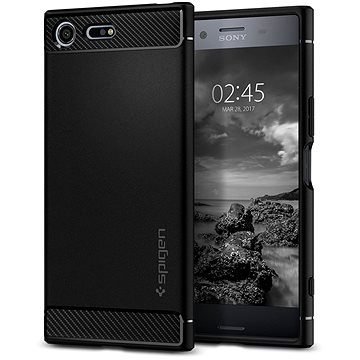 Spigen Rugged Armor Black Sony Xperia XZ Premium (G10CS21968)