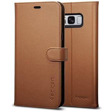 Spigen Wallet S Brown Samsung Galaxy S8 (565CS21636)