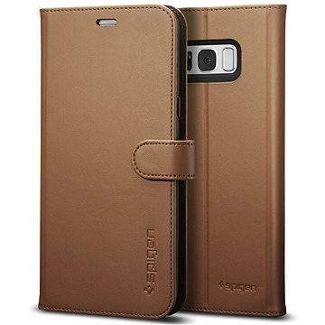 Spigen Wallet S Brown Samsung Galaxy S8+ (571CS21688)