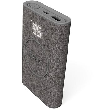 iOttie iON Wireless Go Power Bank Grey (CHWRIO106GR)