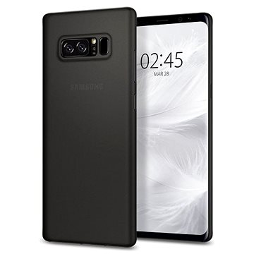Spigen Air Skin Black Samsung Galaxy Note 8 (587CS22049)