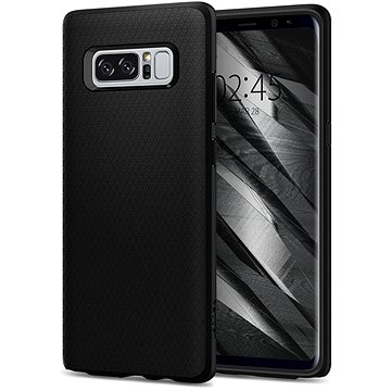 Spigen Liquid Air Matte Black Samsung Galaxy Note 8 (587CS22060)