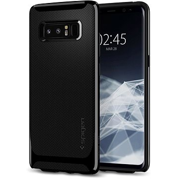 Spigen Neo Hybrid Shiny Black Samsung Galaxy Note 8 (587CS22085)