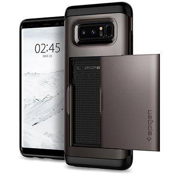 Spigen Slim Armor CS Gunmetal Samsung Galaxy Note 8 (587CS22071)