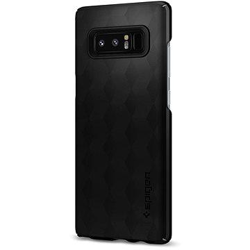 Spigen Thin Fit Matte Black Samsung Galaxy Note 8 (587CS22051)