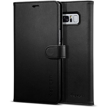 Spigen Wallet S Black Samsung Galaxy Note 8 (587CS22095)