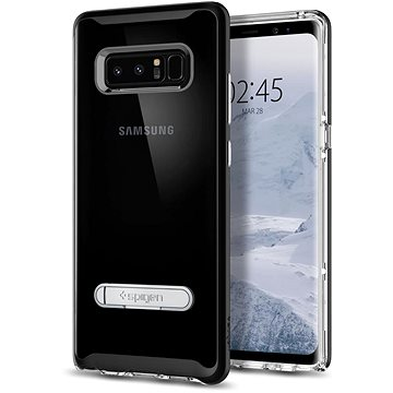 Spigen Crystal Hybrid Black Samsung Galaxy Note 8 (587CS21842)