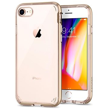 Spigen Neo Hybrid Crystal 2 Gold iPhone 7/8 (054CS22366)