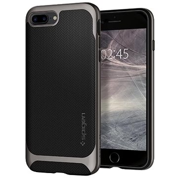 Spigen Neo Hybrid Herringbone Gunmetal iPhone 7/8 Plus (055CS22227)
