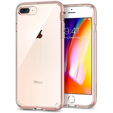 Spigen Neo Hybrid Crystal 2 Rose Gold iPhone 7 Plus/8 Plus (055CS22369)