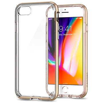Spigen Neo Hybrid Crystal 2 Blush Gold iPhone 7/8 (054CS22569)