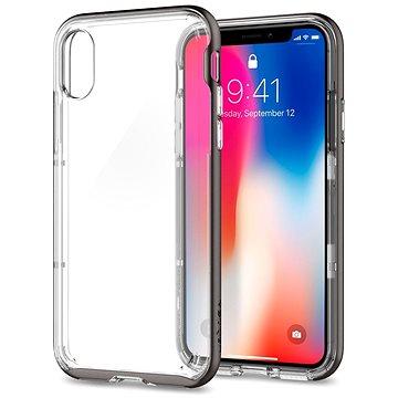 Spigen Neo Hybrid Crystal Satin Silver iPhone X (057CS22174)