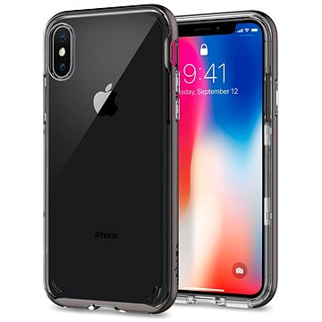 Spigen Neo Hybrid Crystal Gunmetal iPhone X (057CS22172)