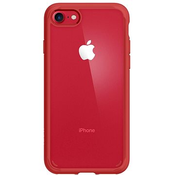 Spigen Ultra Hybrid 2 Red iPhone 7/8 (042CS21724)