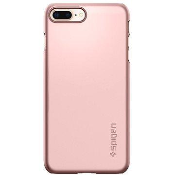 Spigen Thin Fit Rose Gold iPhone 7 Plus/8 Plus (055CS22237)