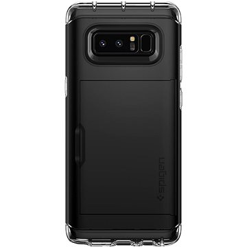 Spigen Crystal Wallet Black Samsung Galaxy Note 8 (587CS21846)