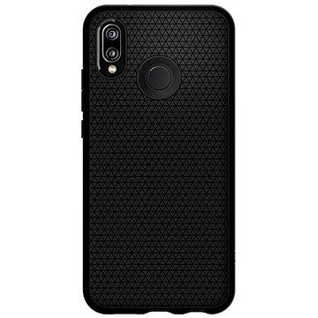 Spigen Liquid Air Black Huawei P20 Lite (L22CS23071)