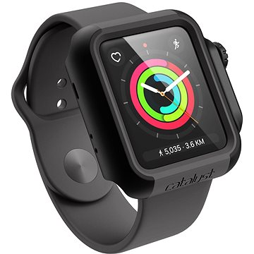 Catalyst Impact Protection Case Black Apple Watch 2/3 42mm (CAT42DROP3BLK)
