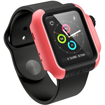 Catalyst Impact Protection Case Coral Apple Watch 2/3 42mm (CAT42DROP3COR)