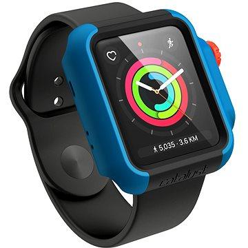 Catalyst Impact Protection Case Blue Apple Watch 2/3 42mm (CAT42DROP3TBFC)