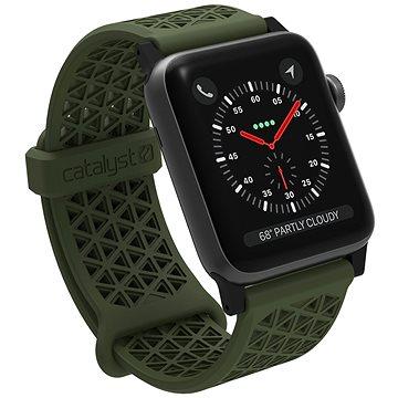 Catalyst Sport Band Green Apple Watch 42mm (CAT42SBGRN)