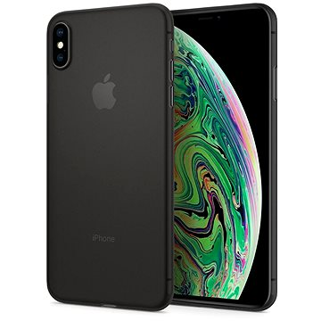 Spigen Air Skin Black iPhone XS Max (065CS24830)