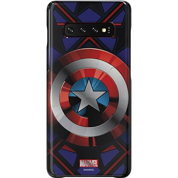 Samsung Captain America kryt pro Galaxy S10+ (GP-G975HIFGHWC)