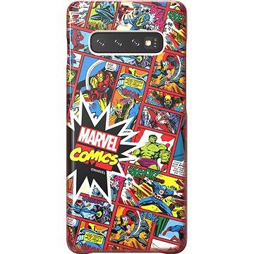 Samsung Marvel Comics kryt pro Galaxy S10+ (GP-G975HIFGHWH)
