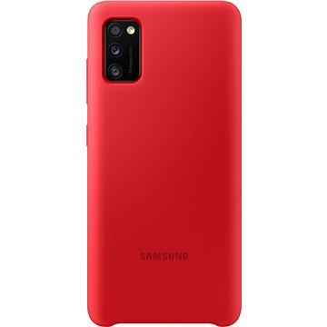 Samsung Galaxy A41 Silikonový zadní kryt pro Galaxy A41 červený (EF-PA415TREGEU)