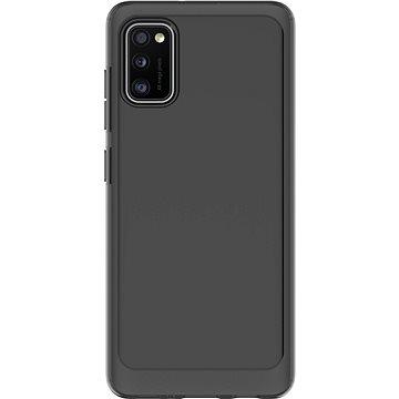 Samsung Galaxy A41 Poloprůhledný zadní kryt pro Galaxy A41 černý (GP-FPA415KDABW)