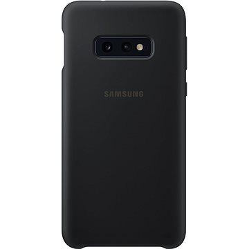 Samsung Galaxy S10e Silicone Cover černý (EF-PG970TBEGWW)