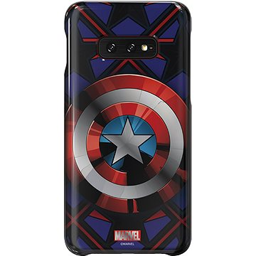 Samsung Captain America kryt pro Galaxy S10e (GP-G970HIFGHWC)