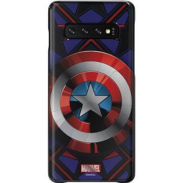 Samsung Captain America kryt pro Galaxy S10 (GP-G973HIFGKWC)