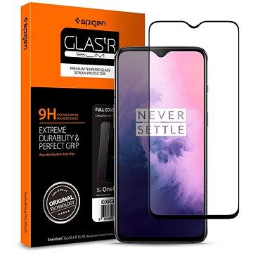 Spigen Glas tR Curved Black OnePlus 7 (K08GL26387)