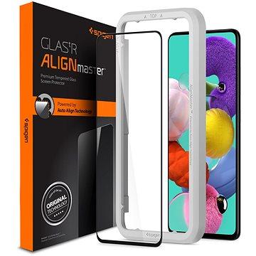 Spigen AlignMaster FC Black Samsung Galaxy A51 (AGL01051)