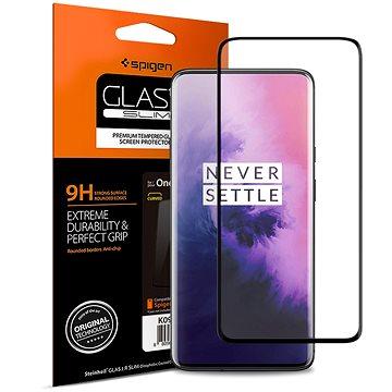 Spigen Glas.tR Curved Black OnePlus 7 Pro (K09GL26502)