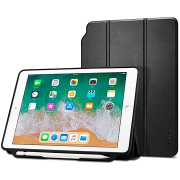 "Spigen Smart Fold 2 Black iPad 9.7"" 2017/2018 (053CS23991)"