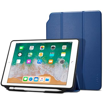 "Spigen Smart Fold 2 Blue iPad 9.7"" 2017/2018 (053CS23994)"