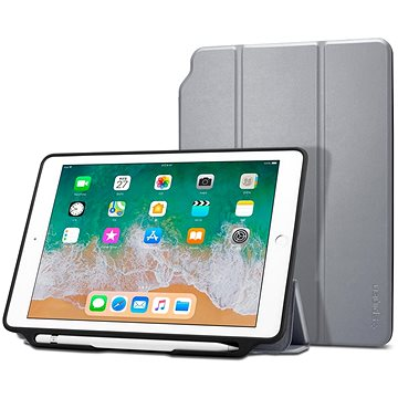 "Spigen Smart Fold 2 Gray iPad 9.7"" 2017/2018 (053CS23995)"