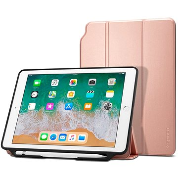 "Spigen Smart Fold 2 Pink iPad 9.7"" 2017/2018 (053CS23992)"