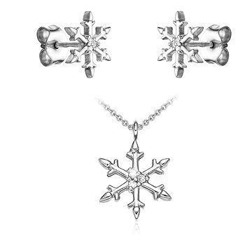 Dolcze Elsa sada šperků (Au585/1000, 1,67 g + 1,44 g) (8594196400437)