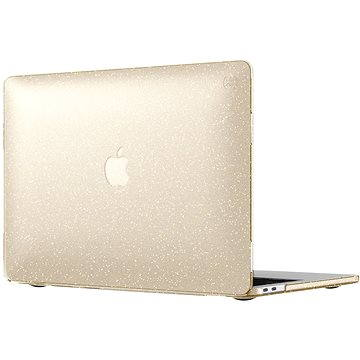 Speck SmartShell Clear with Gold Glitter MacBook Pro 13 (2016) (90207-5636)