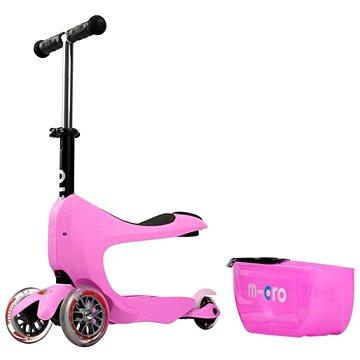 Micro Mini 2go Deluxe růžová (7640108563286)