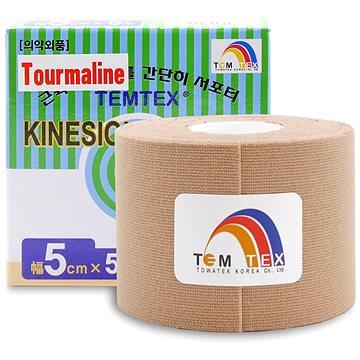 Tejp Temtex tape Tourmaline béžový 5 cm (8809095691030)