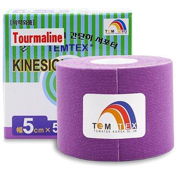 Tejp Temtex tape Tourmaline fialový 5 cm (8809095691139)
