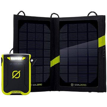 GoalZero Venture30 Solar Recharging Kit (847974003244)