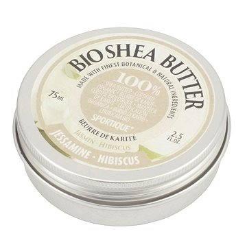 Tělové máslo Sportique Bio bambucké máslo jasmín-ibišek (891197001778)