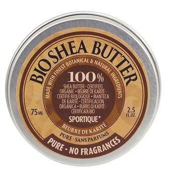 Tělové máslo Sportique Bio 100% bambucké máslo (891197001211)