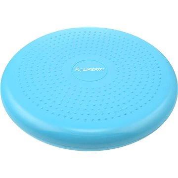 Lifefit Balance Cushion světle modrý (4891223100389)