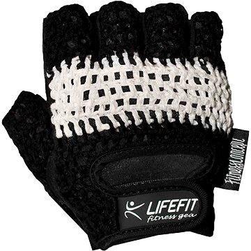Lifefit Fit černé/bílé vel. XL (4891223017960)